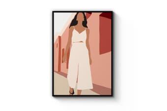 Fashion Retro Wall Art