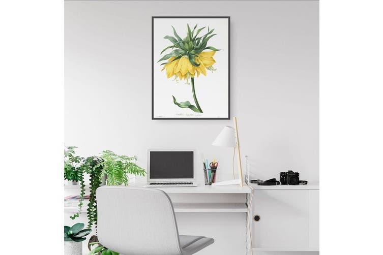 Yellow Flower Botanical Wall Art