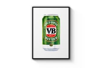 Victoria Bitter Wall Art