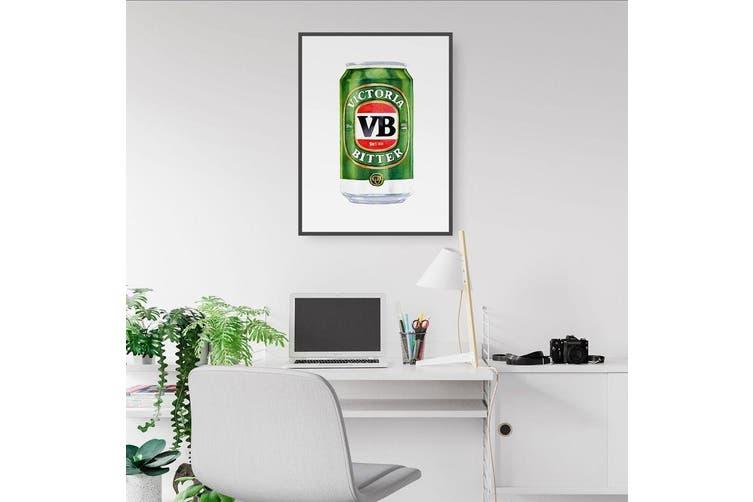 Victoria Bitter Tinnie Painting Wall Art