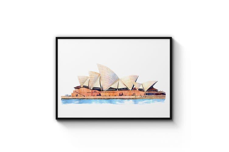 Sydney Opera House Wall Art