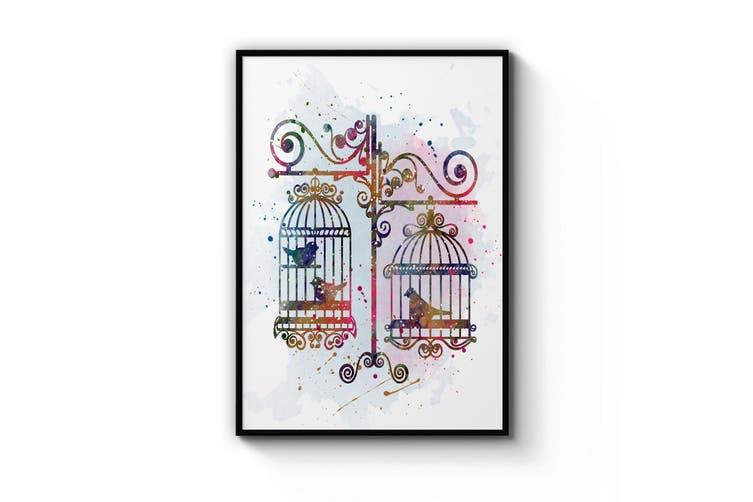 Pet Bird Wall Art