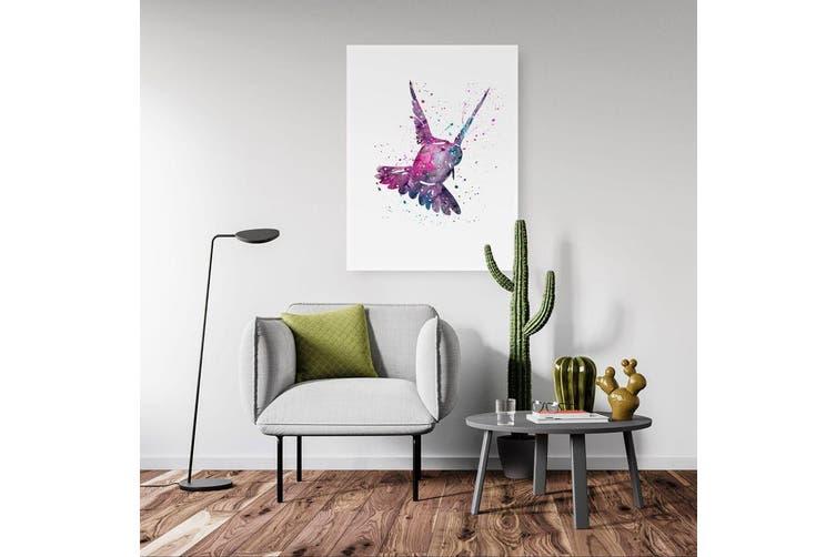 Pink Bird Wall Art