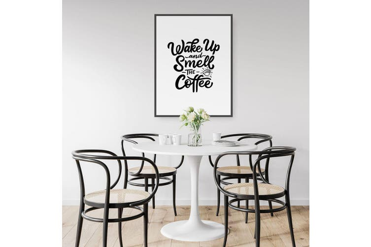Wake Up and Smell The Coffee Wall Art