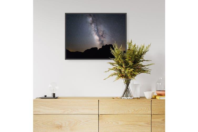 The Milky Way Night Sky Photograph Wall Art