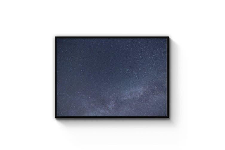 Night Sky Photograph Milky Way Wall Art