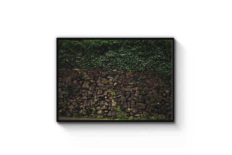 Brick Wall Photograph Abstrct Wall Art