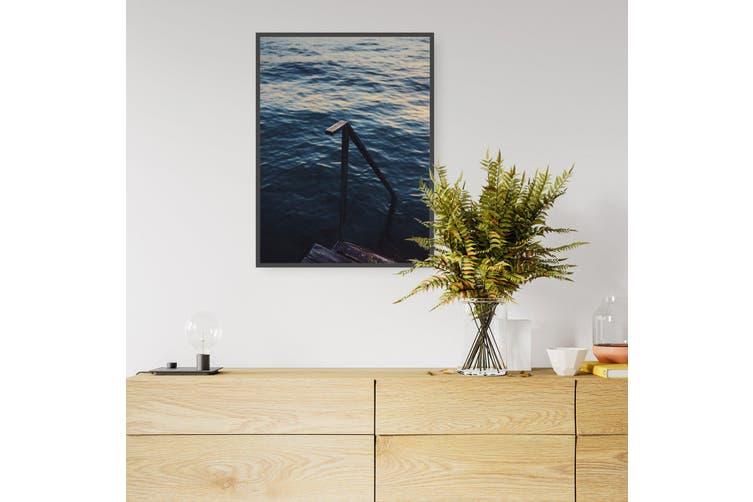 Sea Baths Coastal Water Photograph Wall Art