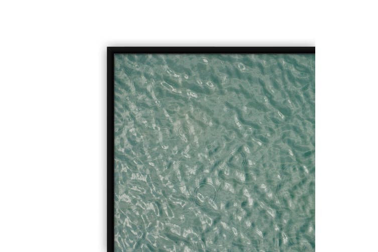 Rippled Waters Photograph Calm Water Wall Art
