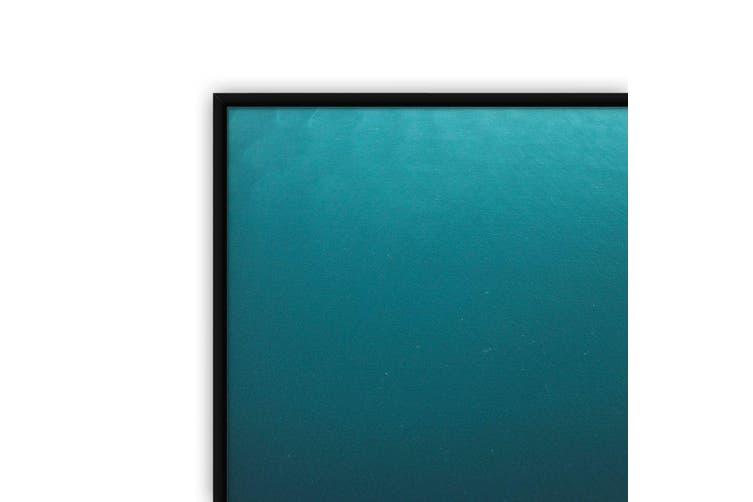 Ocean Blue Minimal Photograph Water Wall Art