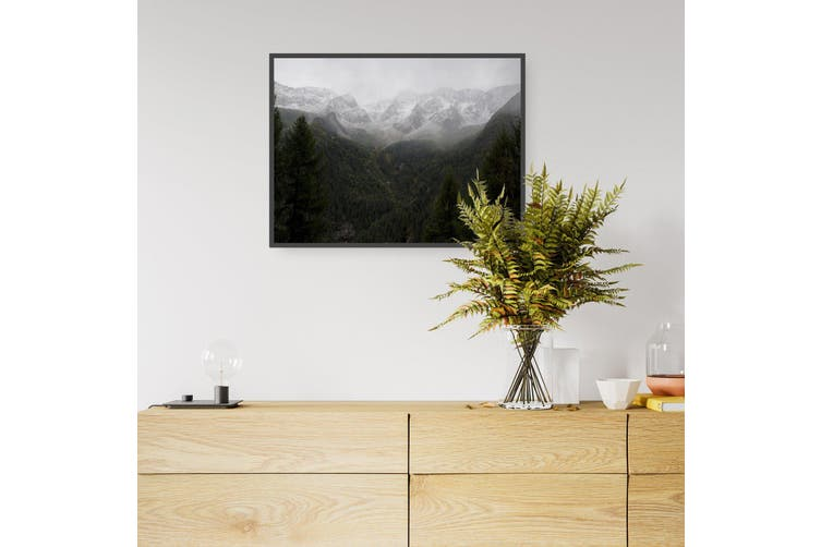 Trento, Northern Italy Nature Photograph Wall Art