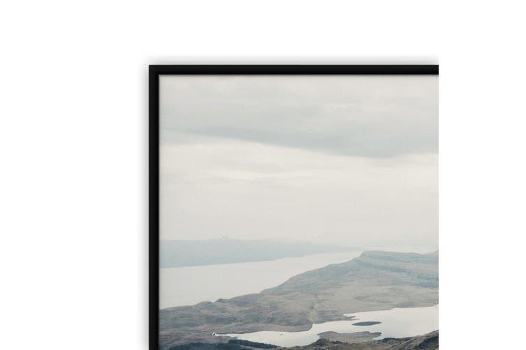 Rocky Landscape Coastal Photograph Wall Art