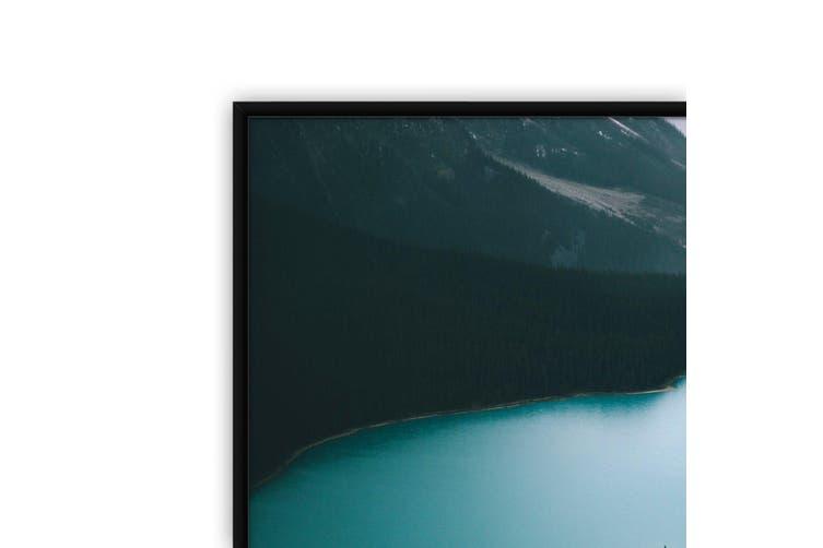 Placid Lake Landscape Photograph Wall Art