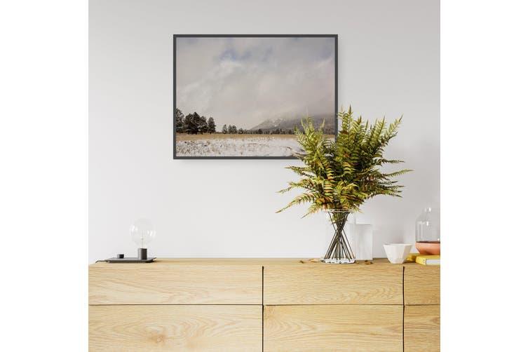 Winter Landscape Photograph Wall Art