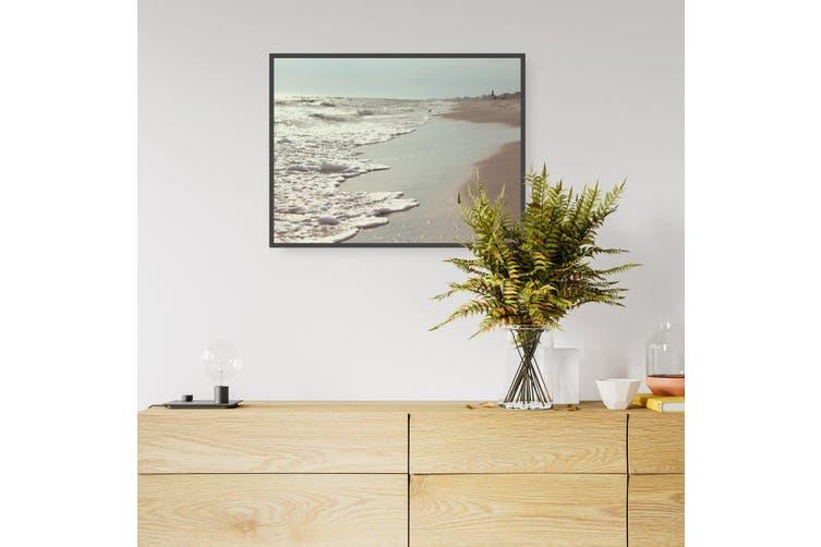 Summer Days Beach Coastal Photograph Wall Art