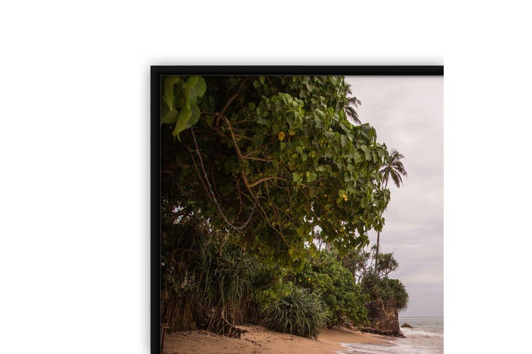 Secret Beach Coastal Photography Wall Art