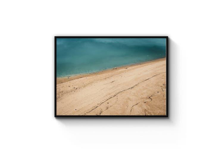 Summer Beach Coastal Photograph Wall Art