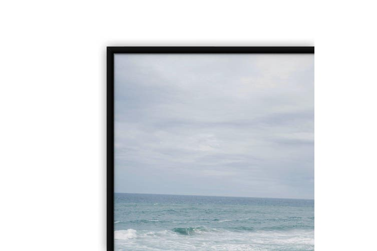 Rocky Coastline Photograph Coastal Wall Art