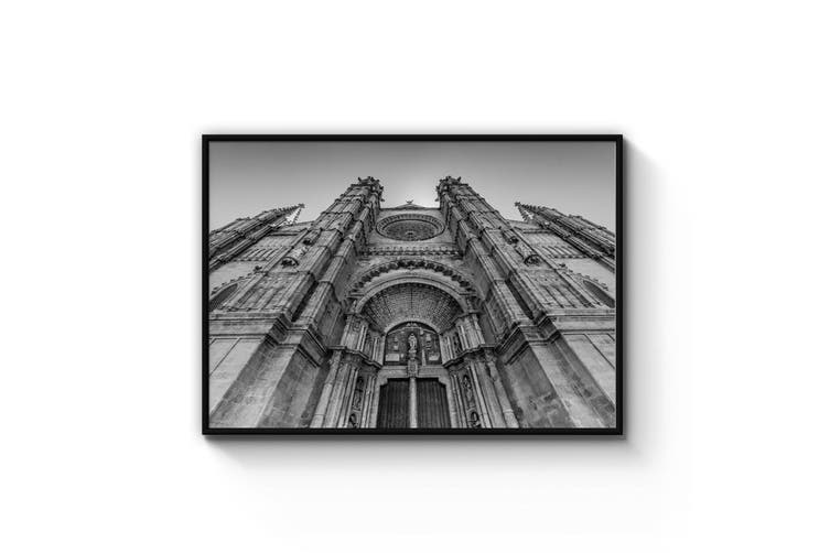 Notre Dame Cathedral Paris Photograph Wall Art