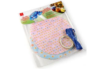 Bormioli Rocco Quattro Stagion Lid Cover Kit 13Pce Cotton In Multicolour