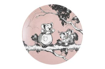 Ecology Blinky Bill Side Plate Coral