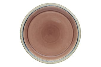 Ecology Quartz Serving Platter 32Cm Durable Stoneware In Pink