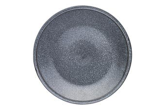 Ecology Arid Serving Platter 33Cm Quality Stoneware In Grey