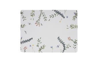 Ecology Greenhouse Large Placemats Set Of 2 Cork In Neutral