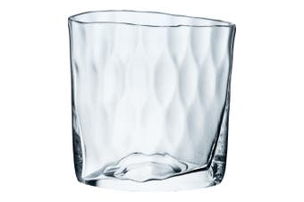Lsa Tulle Vase 26Cm Glass In Clear