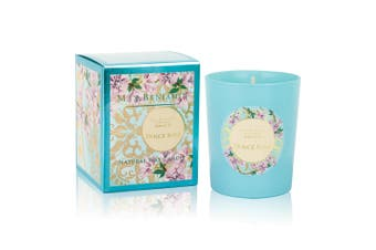Max Benjamin Amalfi Dolce Sole Glass Candle