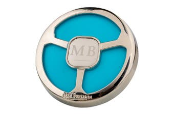Max Benjamin Car Fragrance Classic With Refill Blue Azure