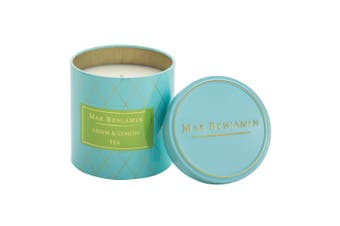 Max Benjamin Tea Candle Assam & Lemon 170G