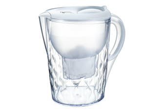Aimex Water Filter Pitcher Kettle Jug  3.5L WHITE