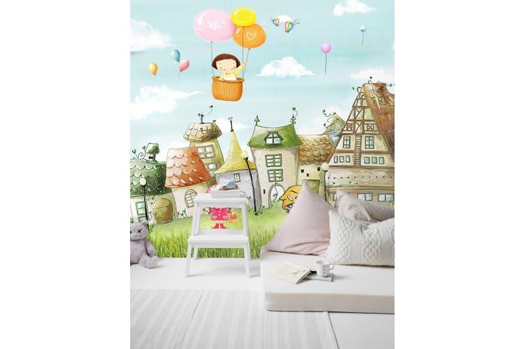 3D Home Wallpaper Country Estate 1729 BCHW Wall Murals Self-adhesive Vinyl, XL 208cm x 146cm (WxH)(82''x58'')