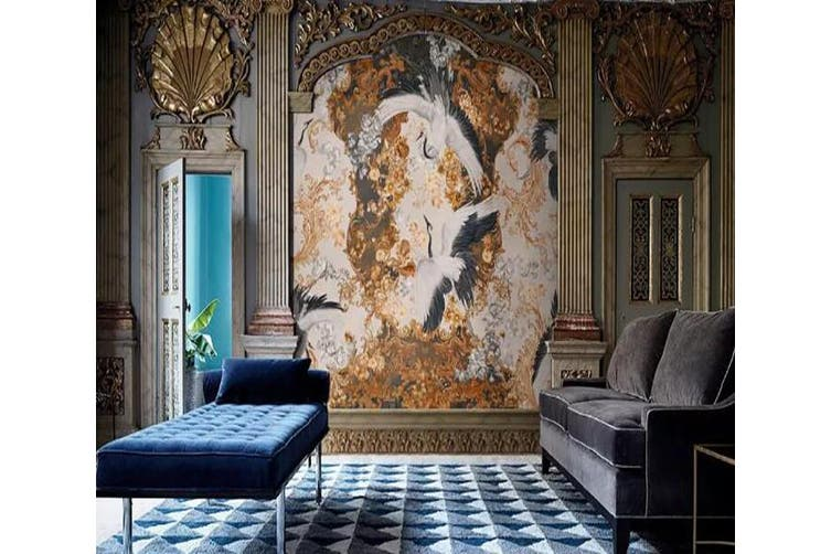 3D Home Wallpaper Angel Dance 1247 BCHW Wall Murals Self-adhesive Vinyl, XXXL 416cm x 254cm (WxH)(164''x100'')