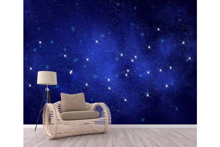 3D Home Wallpaper Starry Sky 1216 BCHW Wall Murals Woven paper (need glue), XXL 312cm x 219cm (WxH)(123''x87'')