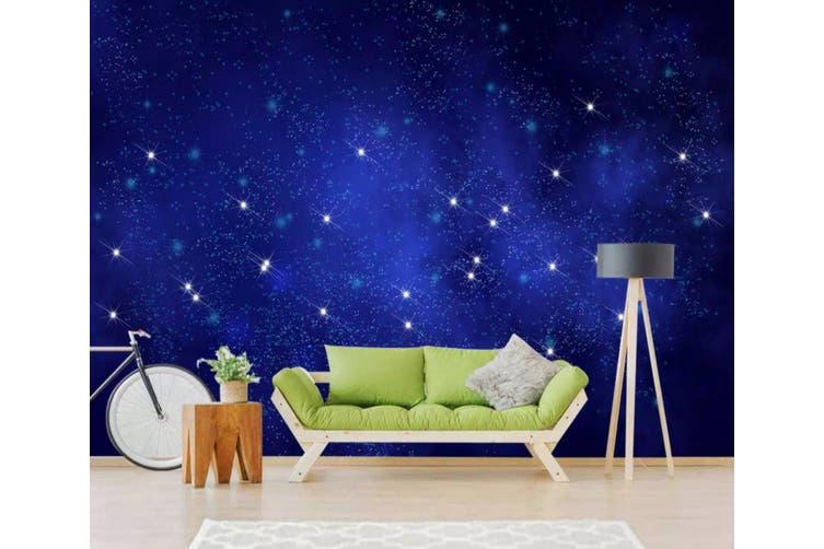 3D Home Wallpaper Starry Sky 1216 BCHW Wall Murals Self-adhesive Vinyl, XXL 312cm x 219cm (WxH)(123''x87'')