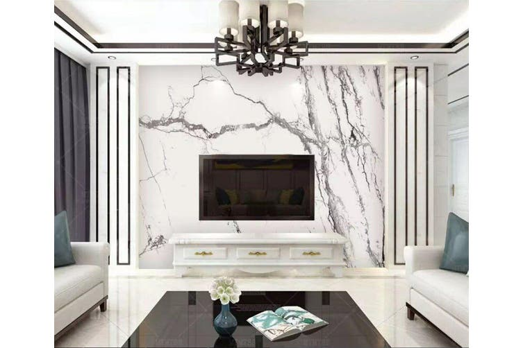 3D Home Wallpaper Black Strips 1198 BCHW Wall Murals Woven paper (need glue), XL 208cm x 146cm (WxH)(82''x58'')