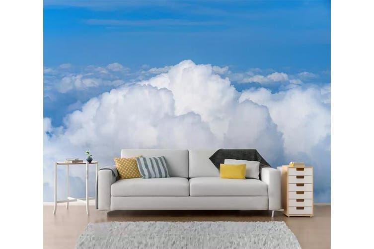 3D Home Wallpaper White Clouds 1163 BCHW Wall Murals Self-adhesive Vinyl, XXXL 416cm x 254cm (WxH)(164''x100'')