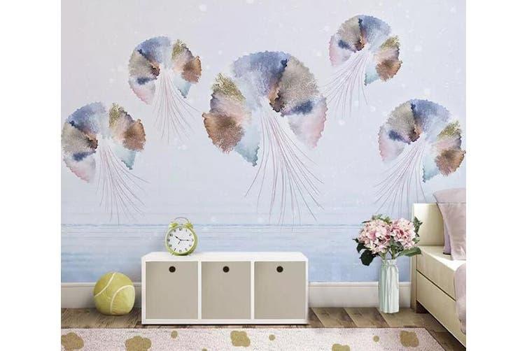 3D Home Wallpaper Dandelion 1156 BCHW Wall Murals Woven paper (need glue), XXXL 416cm x 254cm (WxH)(164''x100'')