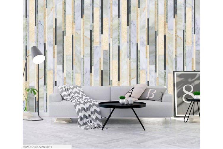 3D Home Wallpaper Colored Lines 1154 BCHW Wall Murals Self-adhesive Vinyl, XL 208cm x 146cm (WxH)(82''x58'')