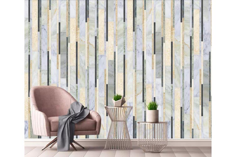 3D Home Wallpaper Colored Lines 1154 BCHW Wall Murals Self-adhesive Vinyl, XXXL 416cm x 254cm (WxH)(164''x100'')
