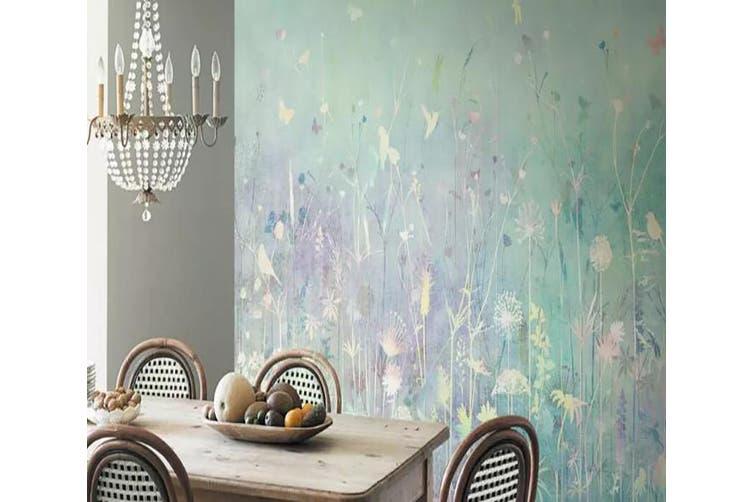 3D Home Wallpaper Flower Color 1135 BCHW Wall Murals Self-adhesive Vinyl, XXXL 416cm x 254cm (WxH)(164''x100'')