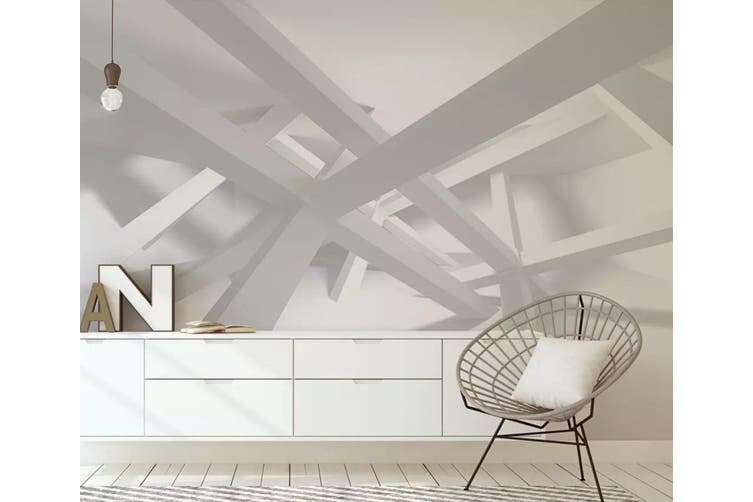 3D Home Wallpaper Rectangle 1089 BCHW Wall Murals Self-adhesive Vinyl, XL 208cm x 146cm (WxH)(82''x58'')