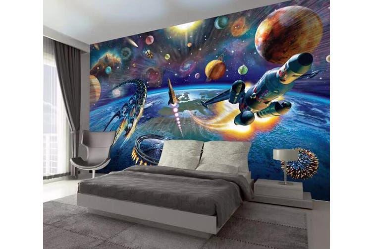 3d Home Wallpaper Star Wars 269 Ach Wall Murals Woven Paper Need Glue Xl 208cm X 146cm Wxh 82 X58 Matt Blatt