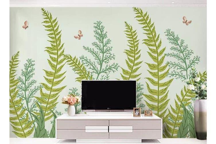 3D Home Wallpaper Green Plant 096 ACH Wall Murals Self-adhesive Vinyl, XXXXL 520cm x 290cm (WxH)(205''x114'')