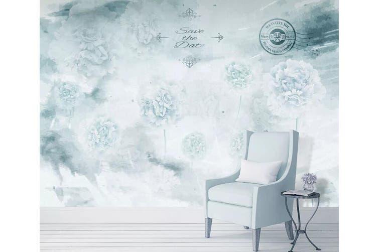 3D Home Wallpaper Dandelion 087 ACH Wall Murals Woven paper (need glue), XL 208cm x 146cm (WxH)(82''x58'')