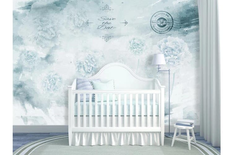 3D Home Wallpaper Dandelion 087 ACH Wall Murals Woven paper (need glue), XXL 312cm x 219cm (WxH)(123''x87'')