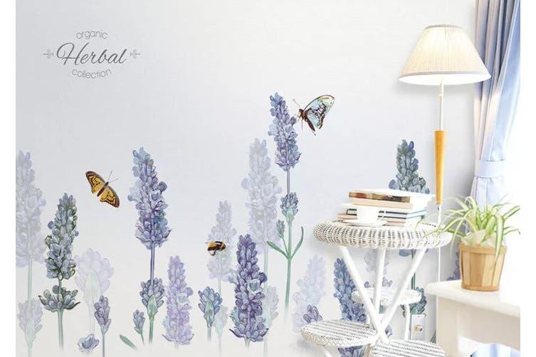 3D Home Wallpaper Flower Butterfly 066 ACH Wall Murals Self-adhesive Vinyl, XXXL 416cm x 254cm (WxH)(164''x100'')