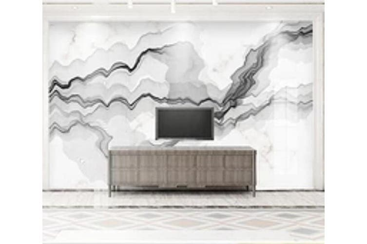 3D Home Wallpaper Black Inkjet 056 ACH Wall Murals Self-adhesive Vinyl, XL 208cm x 146cm (WxH)(82''x58'')